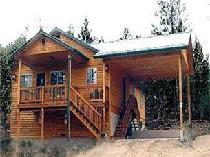 Ruidoso Cabin Rental The Grizz Log Home Located Near Ruidoso In